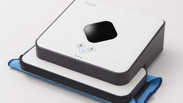 床拭きロボット ブラーバ380j(アイロボット)