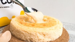 熟成とろとろチーズケーキ